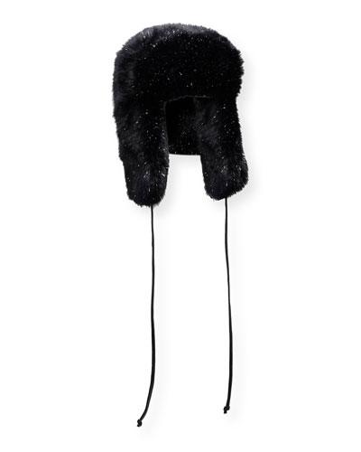 Owen Faux Fur Trapper Hat