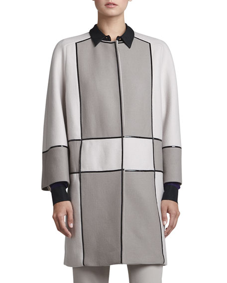 Mondrian Jersey Topper Jacket