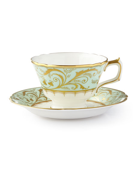 Darley Abbey Tea Cup