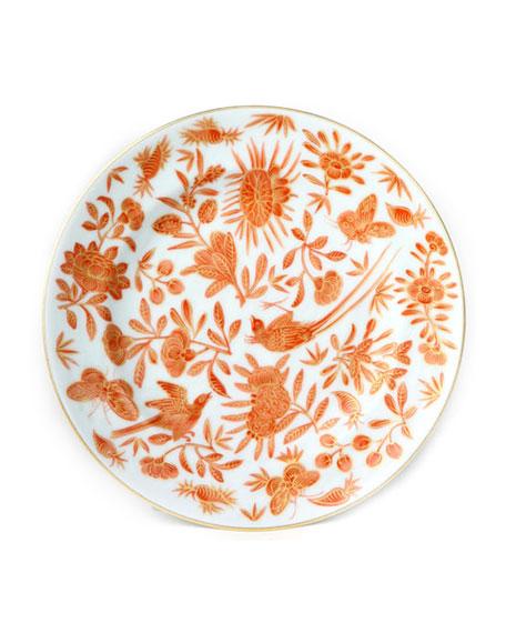 Mottahedeh Each Sacred Bird Bread & Butter Plate