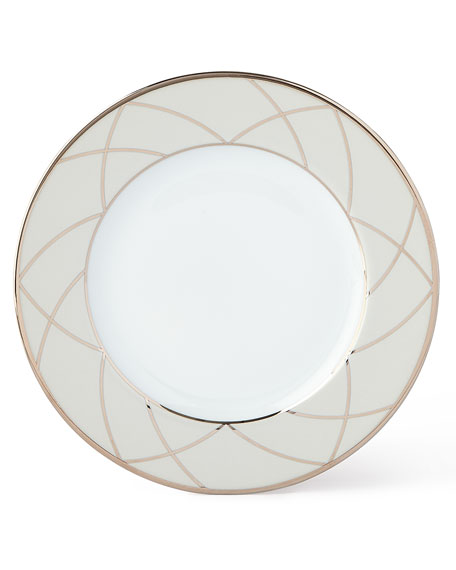 Clair de Lune Arches Bread & Butter Plate