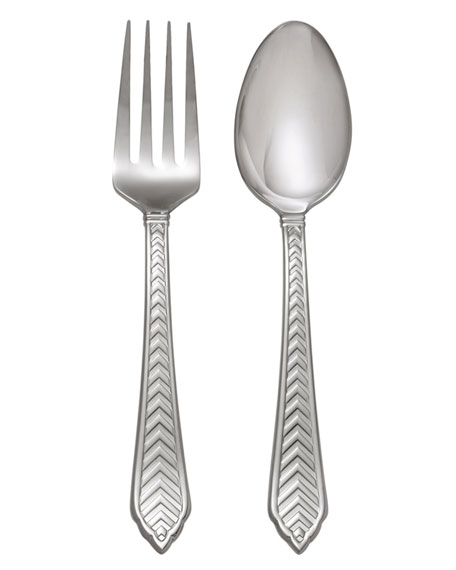 Michael Aram Palace Servers, 2-Piece Set