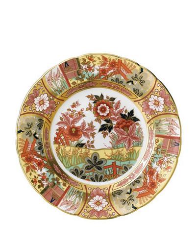Imari Garden Salad Plate