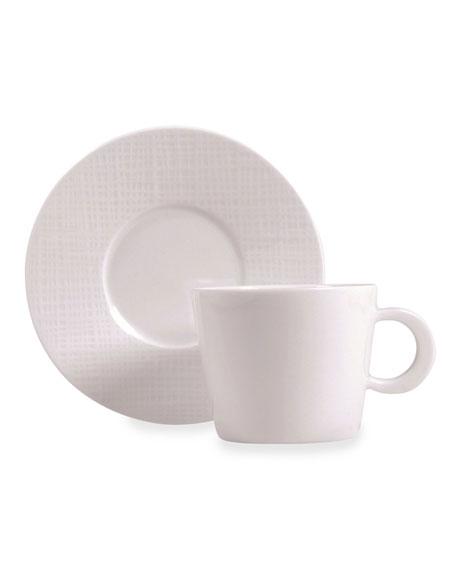 Bernardaud Organza Tea Saucer