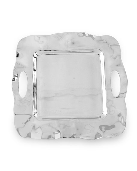 Vento Rebecca Square Tray with Handles