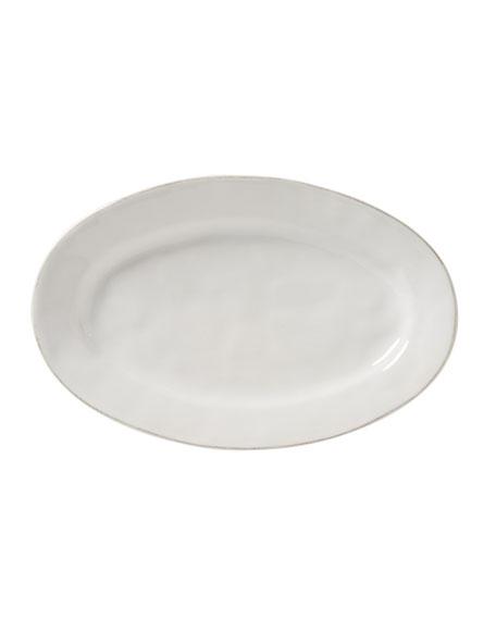 "Puro 15"" Oval Platter"