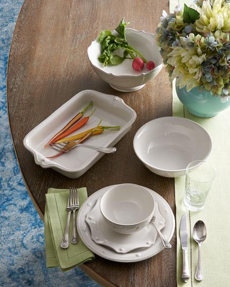 & Juliska Berry u0026 Thread Whitewash Footed Fruit Bowl | Neiman Marcus