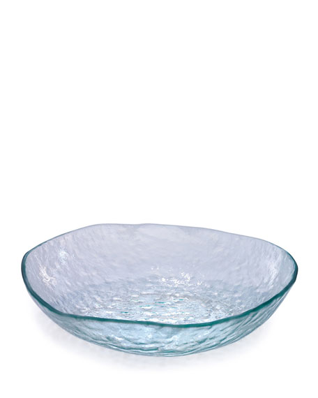 Salt Textured Extra-Large Serving Bowl