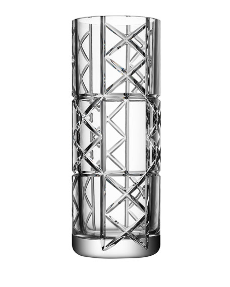 Explicit Checks Large Vase
