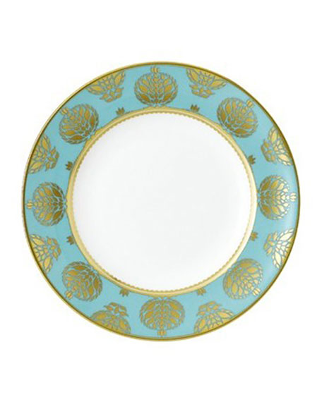 Bristol Belle Turquoise Bread & Butter Plate
