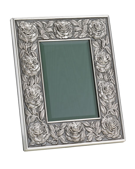 "Rose 3"" x 5"" Photo Frame"