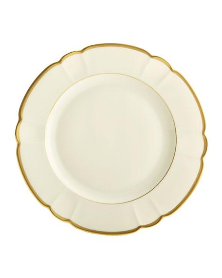 Colette Gold Dinner Plate