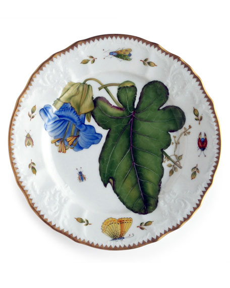 Anna Weatherley Treasure Garden Salad Plate