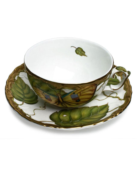Anna Weatherley Exotic Butterflies Teacup