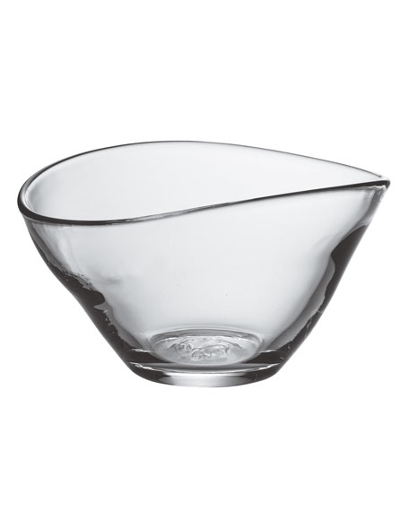 Barre Medium Glass Bowl