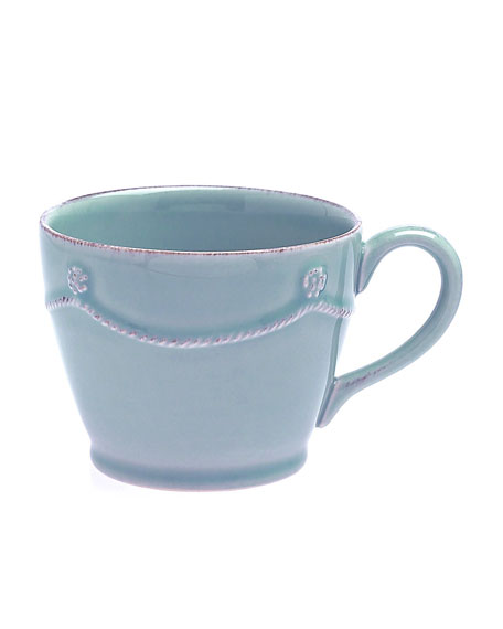 Juliska Berry & Thread Blue Tea/Coffee Cup
