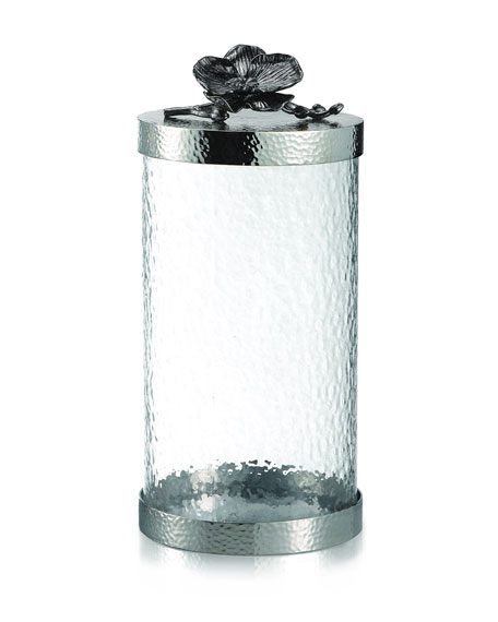 Black Orchid Large Canister