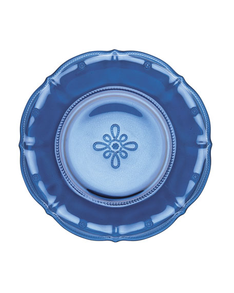 Juliska Collette Delft Blue Dessert/Salad Plate