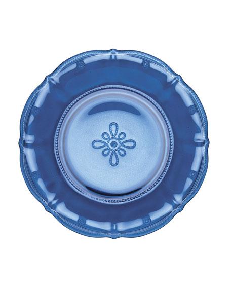 Juliska Colette Delft Blue Dessert/Salad Plate