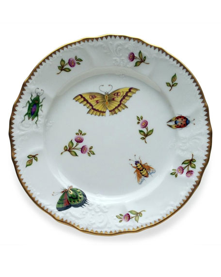 Anna Weatherley Spring in Budapest Salad Plate