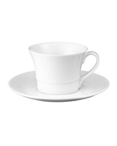 Fusion White Teacup