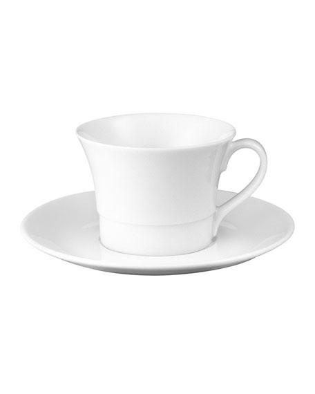 Bernardaud Fusion White Teacup