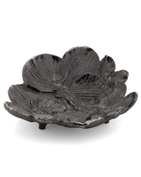 Black Orchid Mini Dish