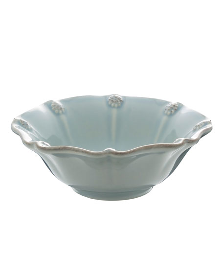 Juliska Ice Blue Berry & Thread Berry Bowl