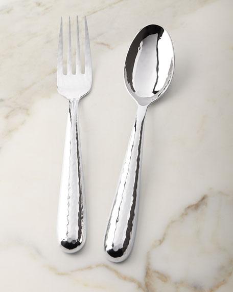 Florence Bright Serving Fork