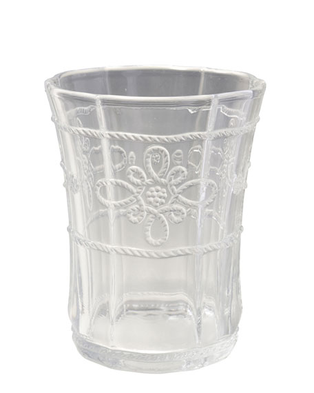 Juliska Colette Small Beverage Glass, Clear