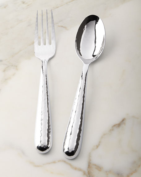 Florence Bright Serving Spoon