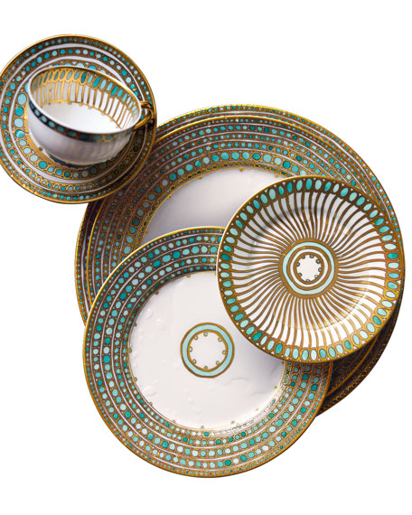 Syracuse Turquoise Bread & Butter Plate