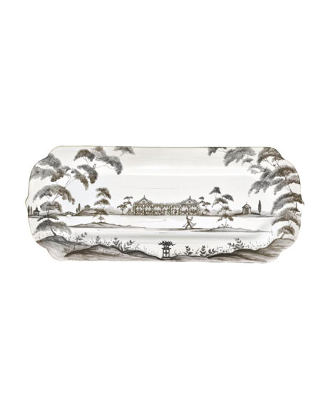 "Flint ""Country Estate"" Hostess Tray"