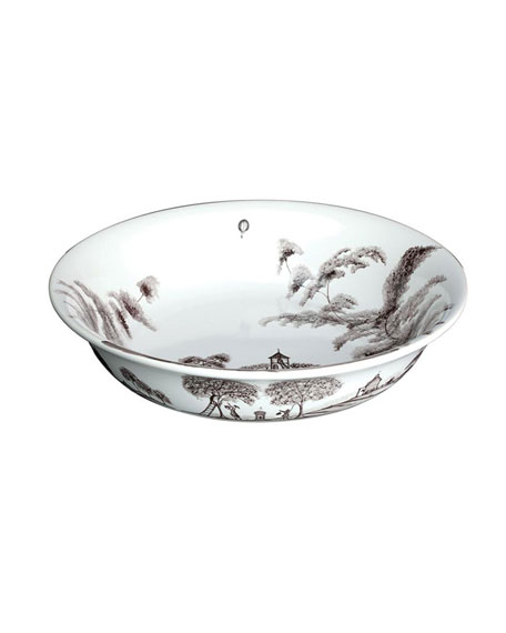 Juliska Country Estate Flint Harvest Medium Serving Bowl