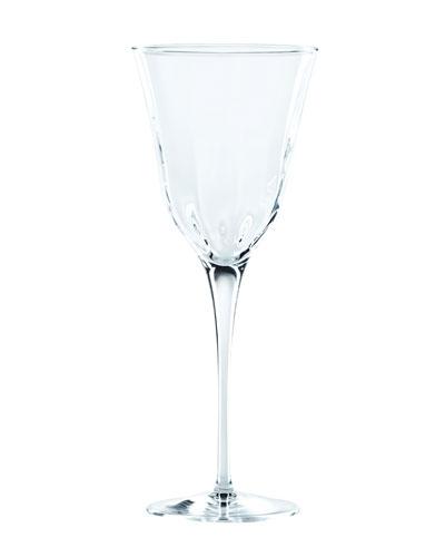 Optical Clear Wine Glass