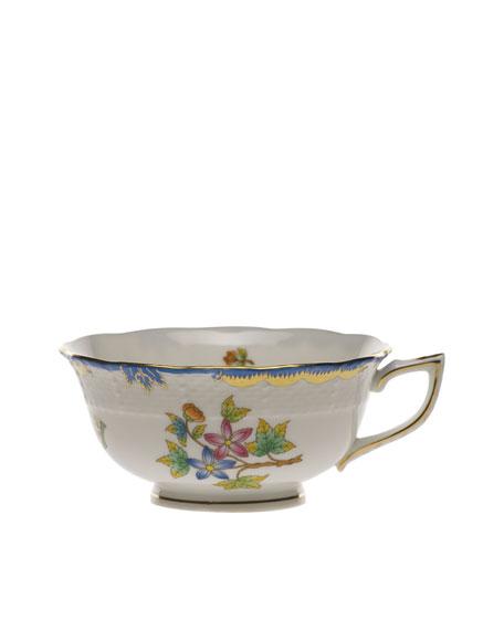 Herend Queen Victoria Blue Cup