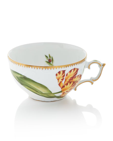 Anna Weatherley Old Master Tulips Teacup