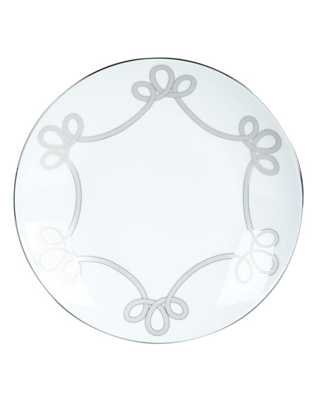 Haviland Brandenbourg Platinum Dinner Plate