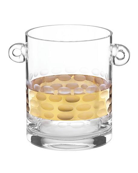 Truro Gold Ice Bucket