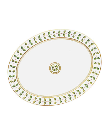 Bernardaud Constance Platters & Open Vegetable