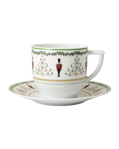 Grenadiers Tea Cup