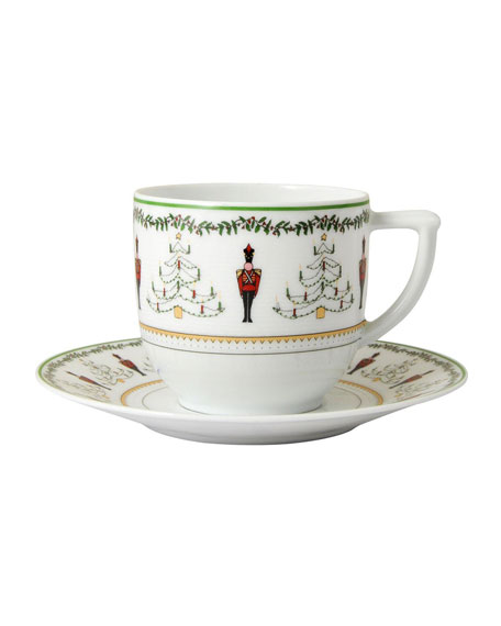 Bernardaud Grenadiers Tea Cup