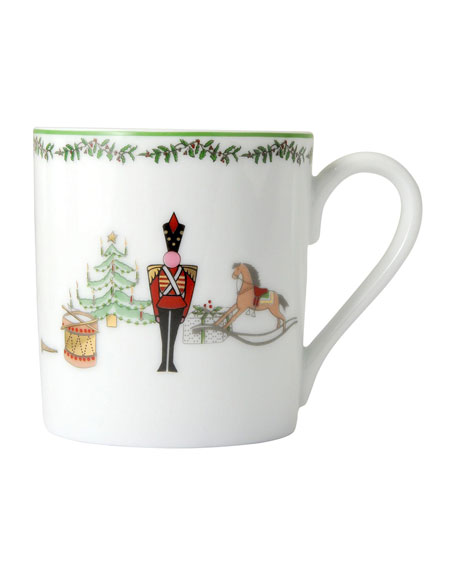 Bernardaud Grenadiers Coffee Mug