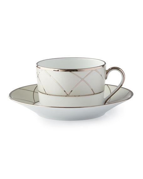 Haviland Clair de Lune Arches Cup