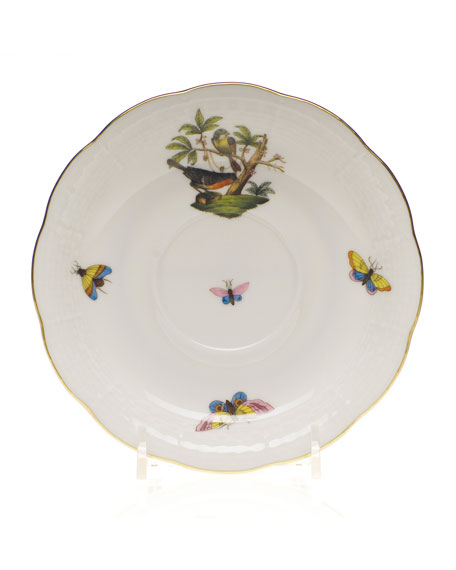 Rothschild Bird Saucer #2