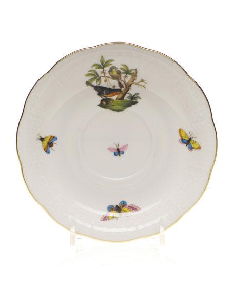 Rothschild Bird Saucer #2