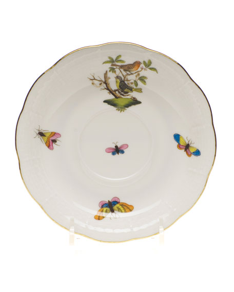 Rothschild Bird Saucer #3