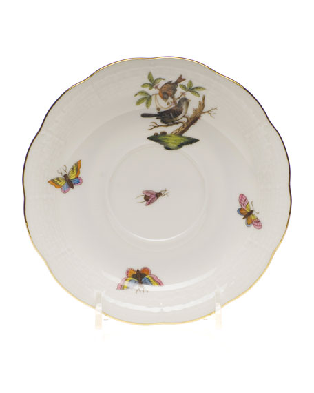Rothschild Bird Saucer #4