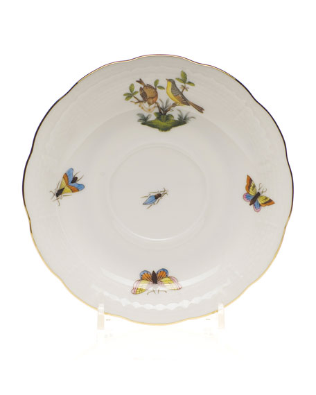 Rothschild Bird Saucer #7