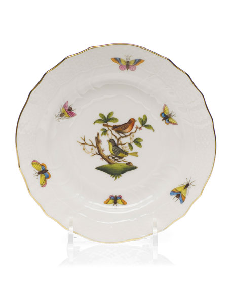 Herend Rothschild Bird Bread & Butter Plate #3